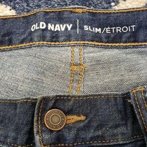 Old Navy Jeans - Old Navy 40x30 Slim Jeans